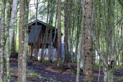 The Bear Hide in the Stramba Valley from the outside