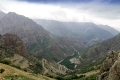 The fabulous hairpin road bends above the village of Bulbar are one of the most popular sights from Hawraman valley.